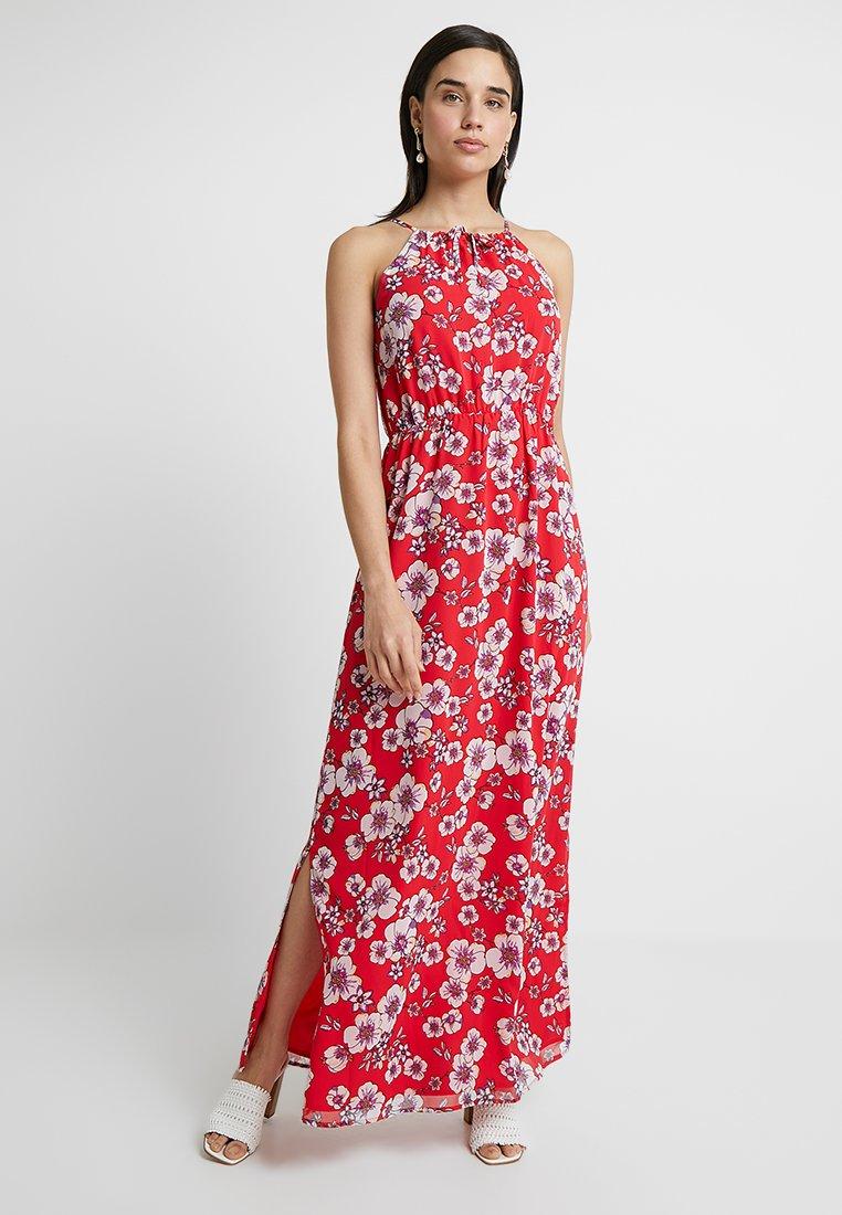 s.Oliver - LANG - Maxi šaty - red