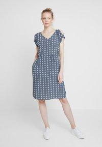 s.Oliver - Denní šaty - navy - 0