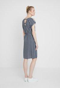 s.Oliver - Denní šaty - navy - 2