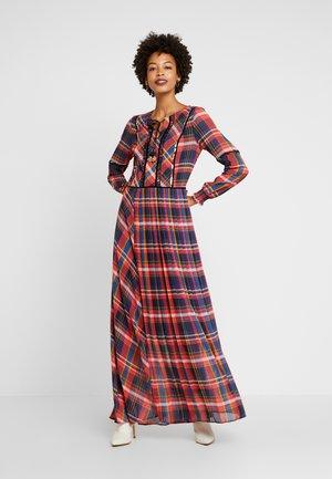 LANG - Długa sukienka - red