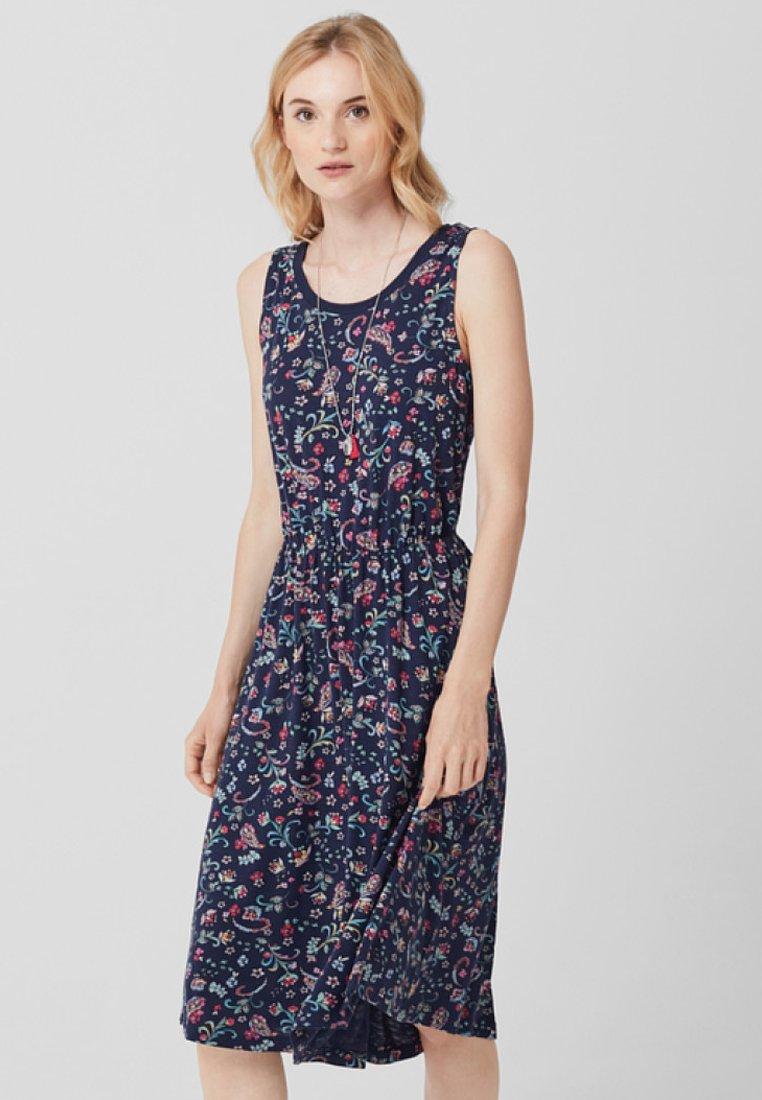 s.Oliver - Day dress - dark blue