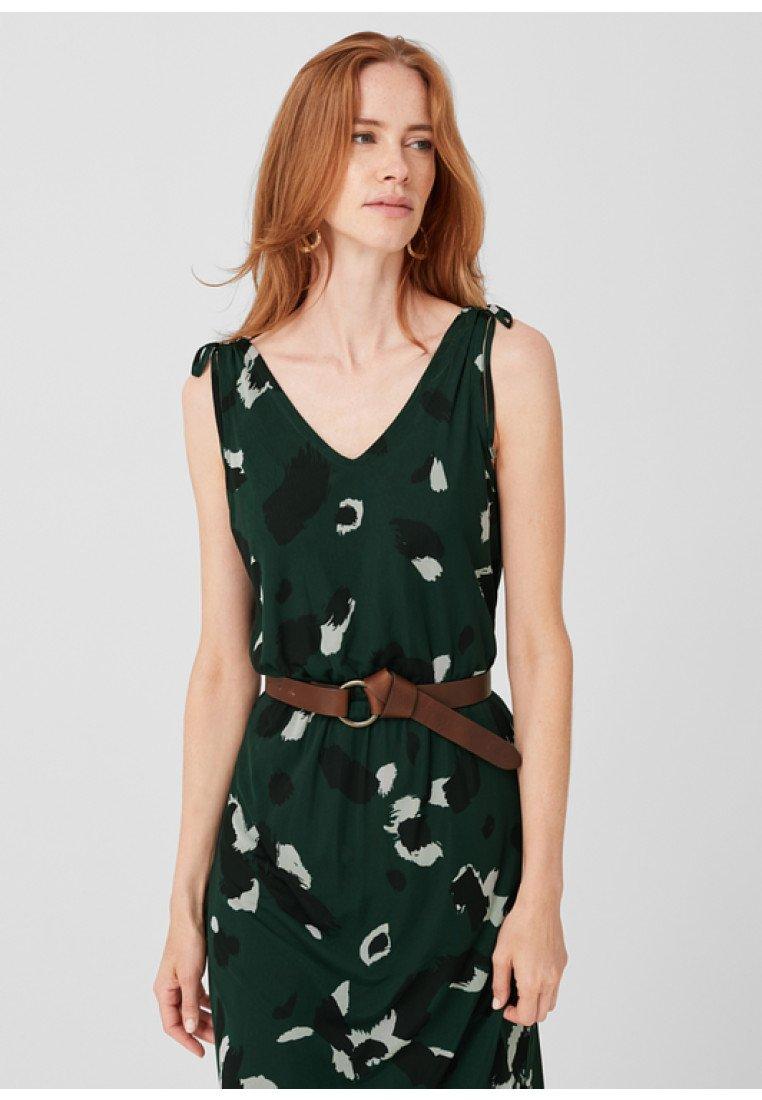 s.Oliver Korte jurk - green