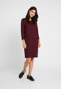 s.Oliver - Jersey dress - red - 2