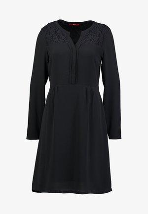 ECOM ONLY DRESS - Vapaa-ajan mekko - black