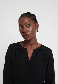 s.Oliver - ECOM ONLY DRESS - Robe d'été - black - 4