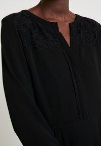 s.Oliver - ECOM ONLY DRESS - Robe d'été - black - 6