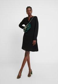 s.Oliver - ECOM ONLY DRESS - Robe d'été - black - 2