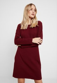 s.Oliver - Day dress - burgundy - 0
