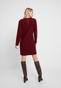 s.Oliver - Day dress - burgundy - 3