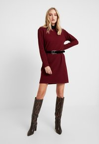 s.Oliver - Day dress - burgundy - 2
