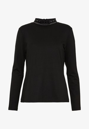 T-shirt à manches longues - true black