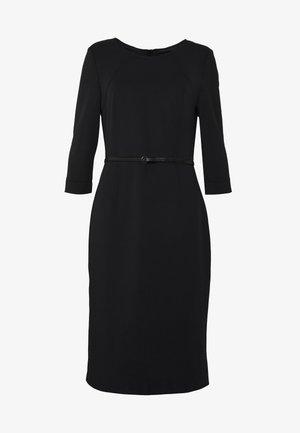 KLEID KURZ - Pouzdrové šaty - true black