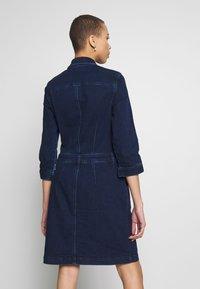 s.Oliver - Sukienka jeansowa - dark steel - 2
