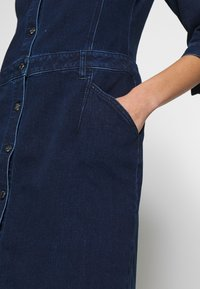 s.Oliver - Sukienka jeansowa - dark steel - 5