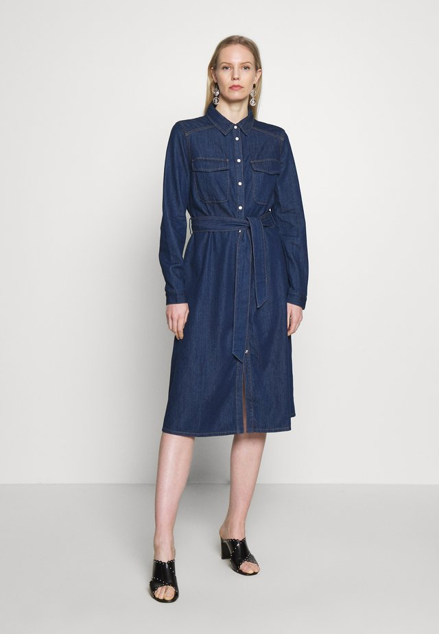 Vestido vaquero - blue denim