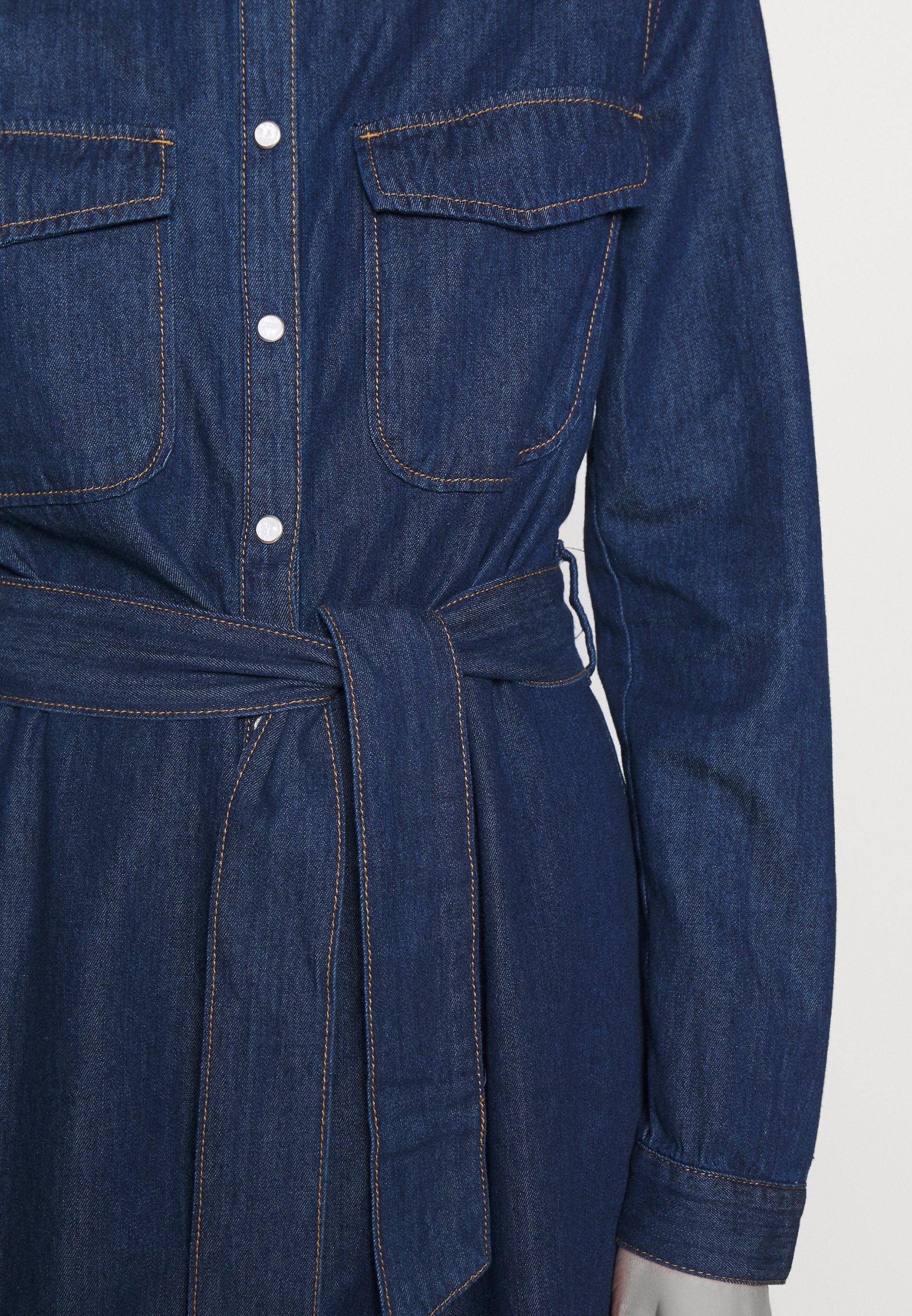 S.oliver Jeanskleid - Blue Denim Black Friday