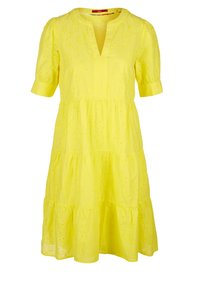 s.Oliver - Day dress - yellow - 0