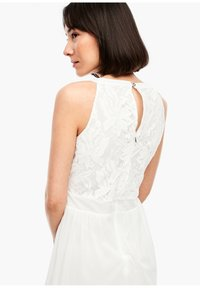 s.Oliver - Cocktail dress / Party dress - offwhite - 4