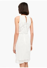 s.Oliver - Cocktail dress / Party dress - offwhite - 2