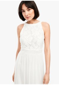 s.Oliver - Cocktail dress / Party dress - offwhite - 3