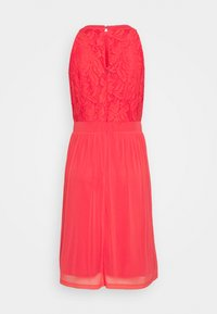 s.Oliver - Cocktail dress / Party dress - coral red - 1