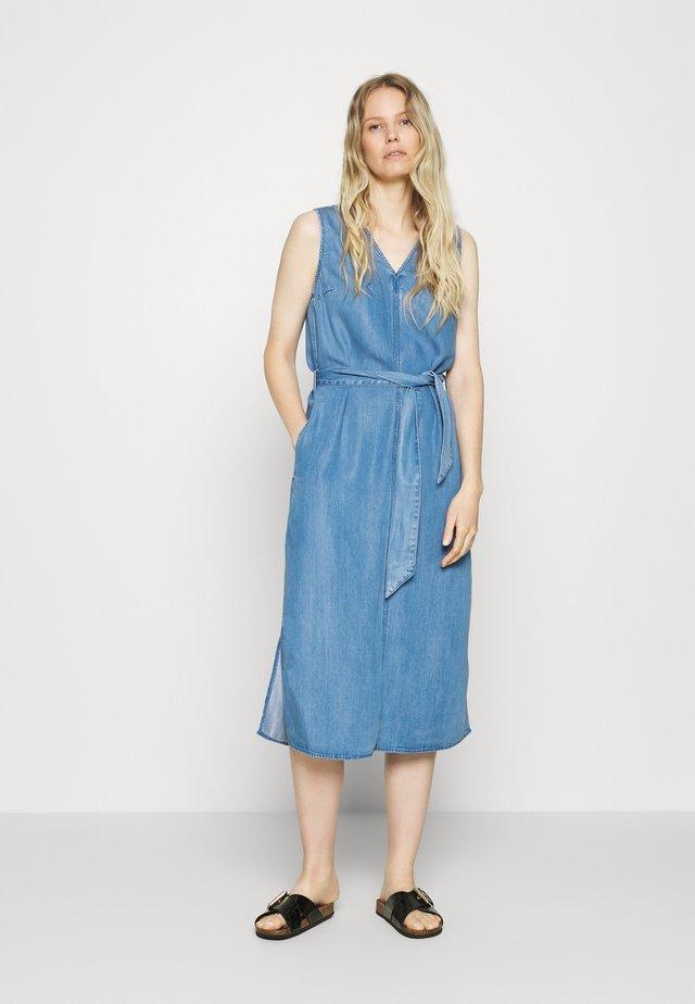 Sukienka jeansowa - blue denim