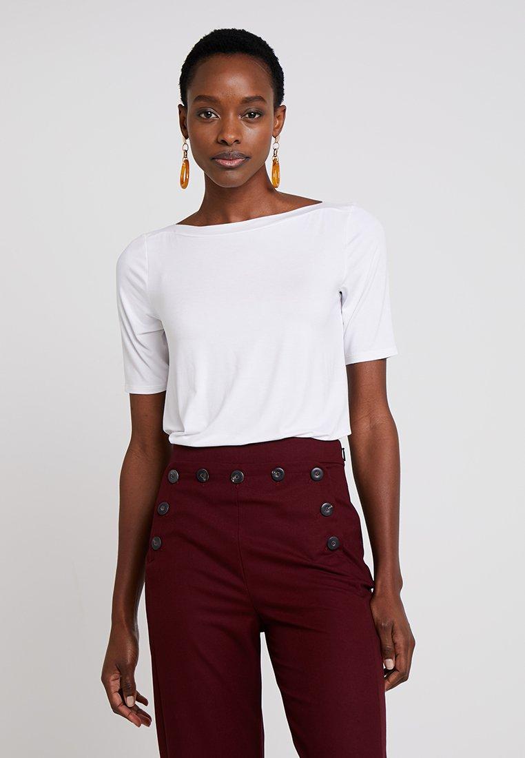 s.Oliver - T-Shirt print - white
