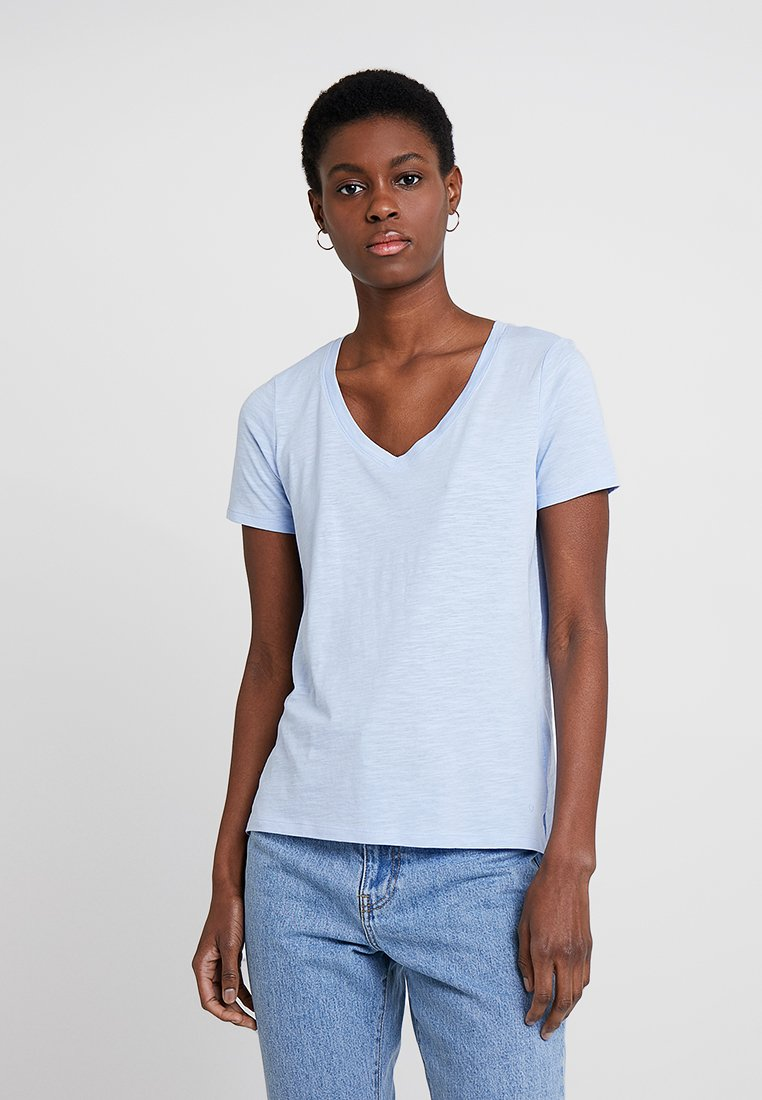 s.Oliver - T-shirts basic - sky blue