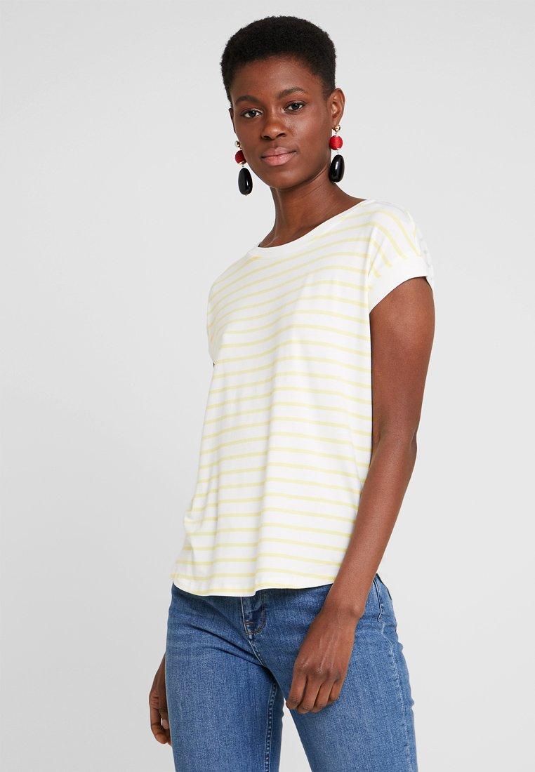 s.Oliver - T-Shirt print - bright yellow