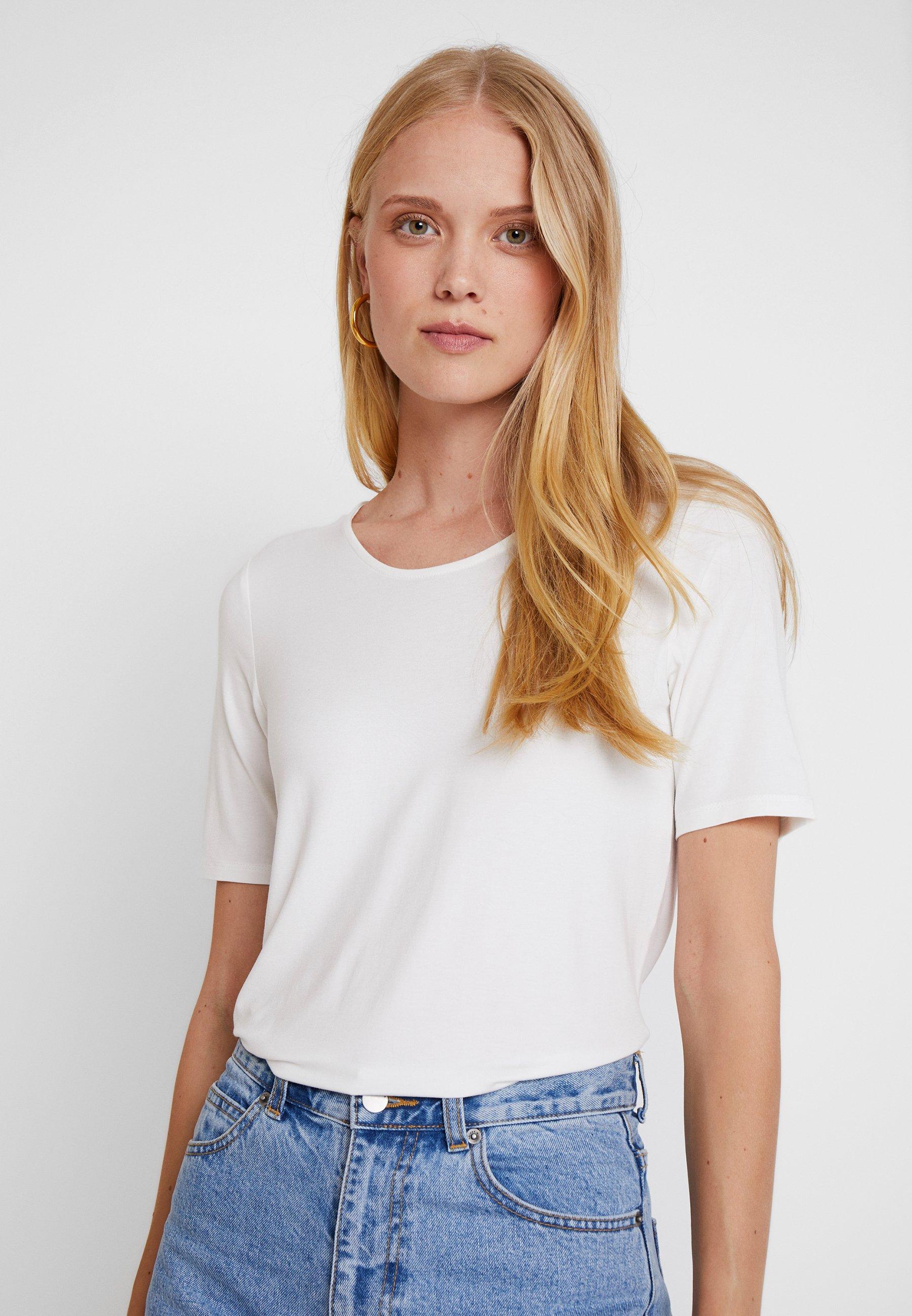 oliver Imprimé Creme shirt S KurzarmT SUMpGqjLzV