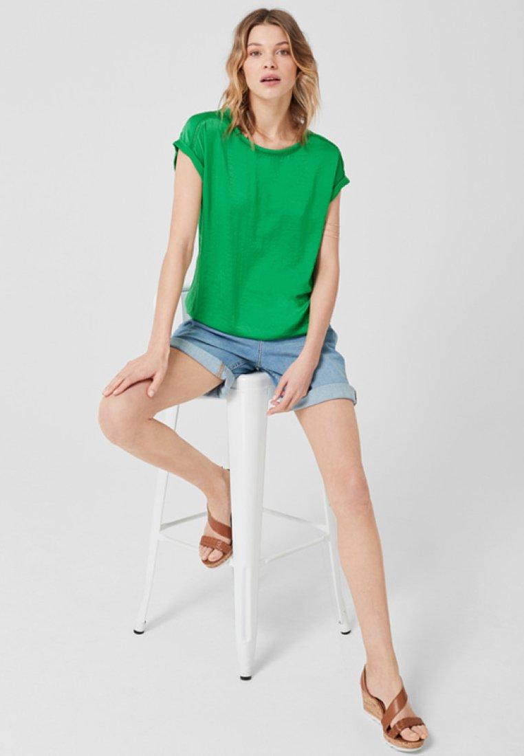 s.Oliver - T-Shirt basic - green