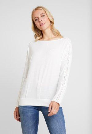 LANGARM - Maglietta a manica lunga - creme