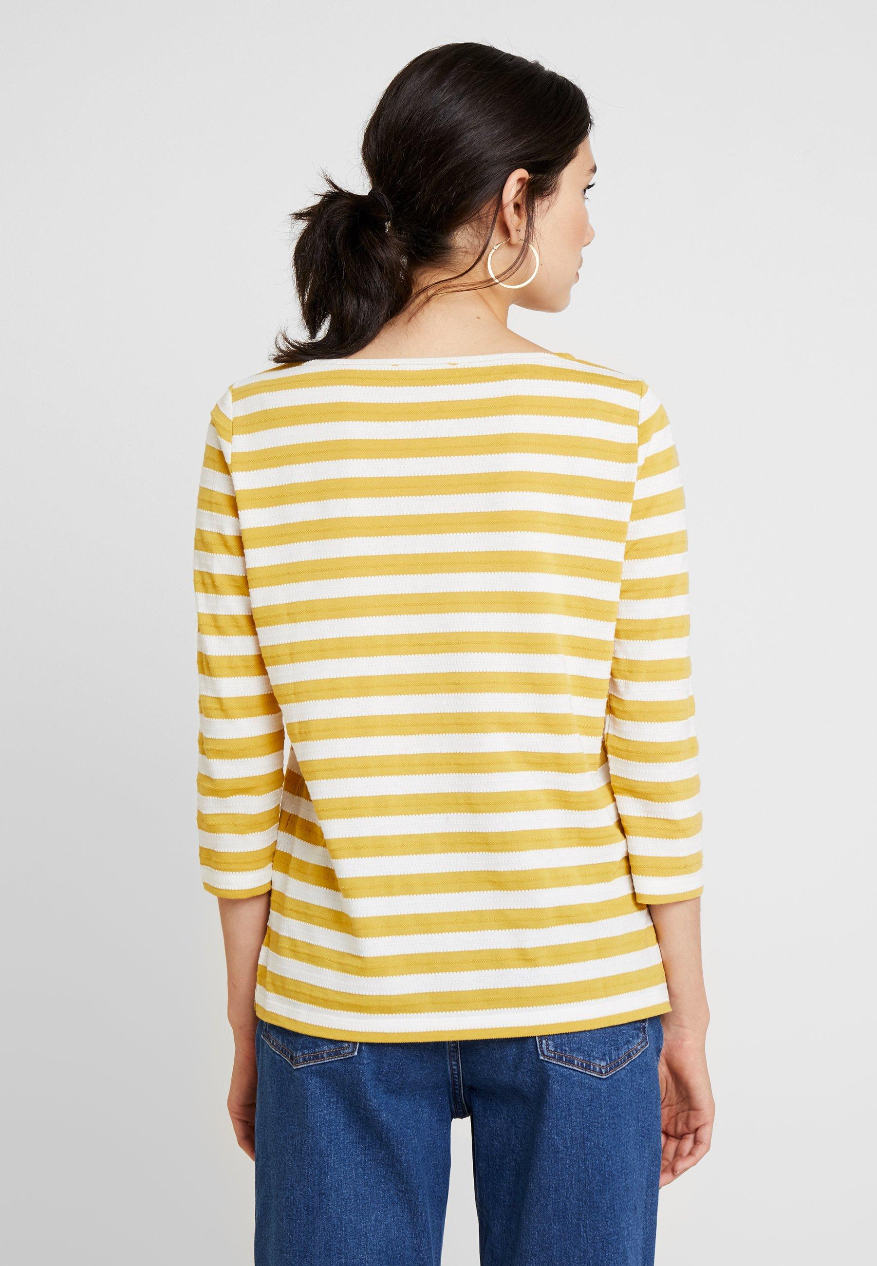 s.Oliver 3/4 ARM - T-shirt à manches longues curry