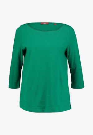 3/4 ARM - Top sdlouhým rukávem - green