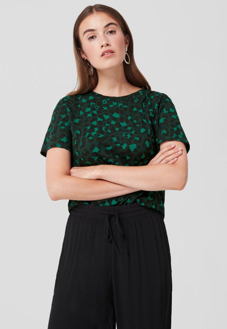 s.Oliver - T-Shirt print - dark green