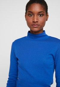 s.Oliver - Topper langermet - blue - 4