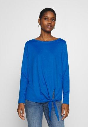 Pitkähihainen paita - royal blue
