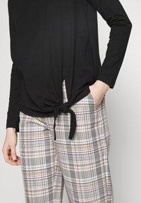 s.Oliver - T-shirt à manches longues - black - 5