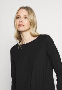s.Oliver - T-shirt à manches longues - black - 3