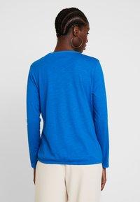 s.Oliver - Camiseta de manga larga - royal blue - 2