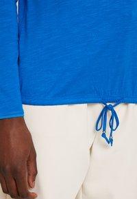 s.Oliver - Camiseta de manga larga - royal blue - 5