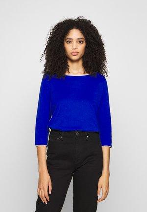 3/4 ARM - Pitkähihainen paita - cobalt blue
