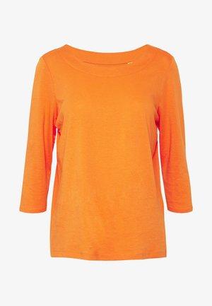 Long sleeved top - marigold