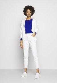 s.Oliver - Long sleeved top - cobalt blu - 1