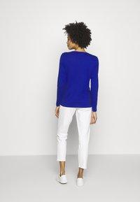s.Oliver - Long sleeved top - cobalt blu - 2