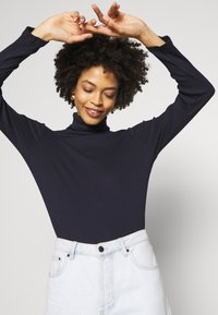 s.Oliver - Pullover - navy - 3