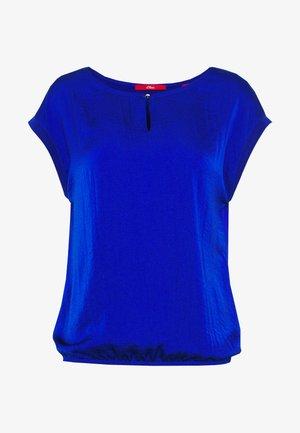 Bluzka - cobalt blue
