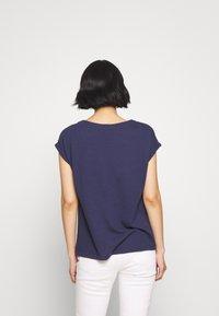 s.Oliver - Print T-shirt - dark steel - 2