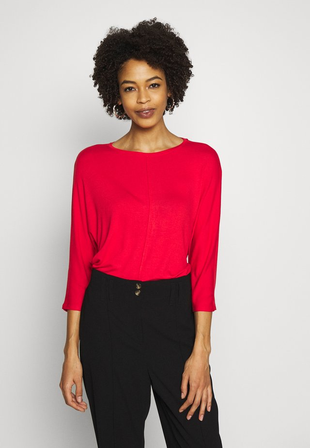 3/4 ARM - Long sleeved top - luminous red