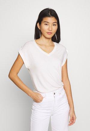 T-SHIRT - T-Shirt basic - cream